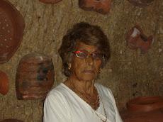 MARIA GUERRA ALONSO DISTINGUIDA POR EL CABILDO DE GRAN CANARIA.