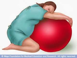 embarazo y pelotas de pilates