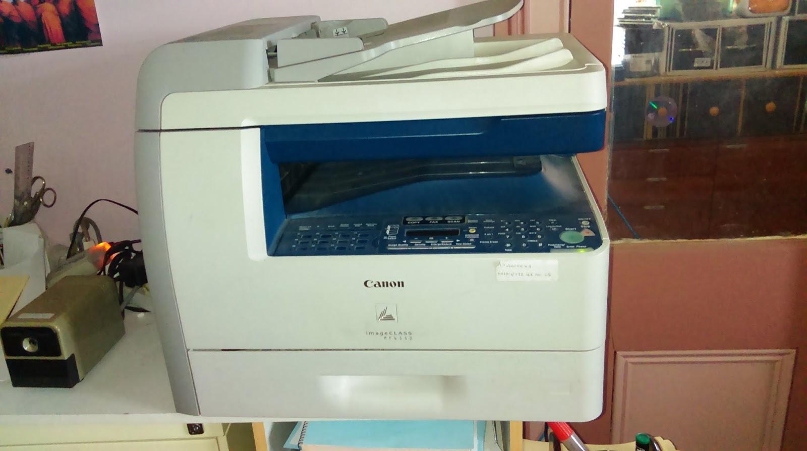 Canon Mf6550 Download Standby Error