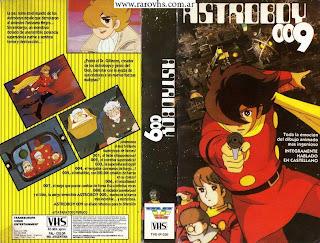 Astroboy 009 = Cyborg 009