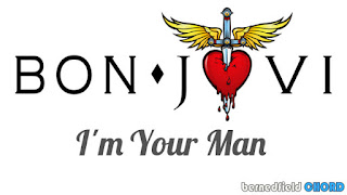 Bon Jovi - I'm Your Man Chords and Lyrics