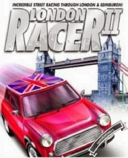 London Racer 2 Cover, Poster