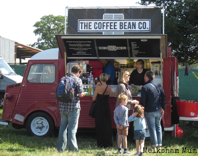 The Coffee Bean co The Big Feastival 2013