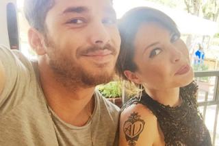 Andrea Cerioli e Valentina Rapisarda foto Instagram