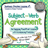 https://www.teacherspayteachers.com/Product/Sentence-Structure-Lessons-4-Subject-Verb-Agreement-743853