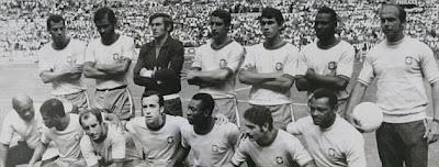 Brasil pensionará a sus viejos campeones del mundo