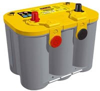 Batterie Optima yello top