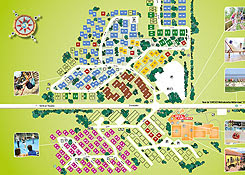 Park Nordseeküste Parkplan
