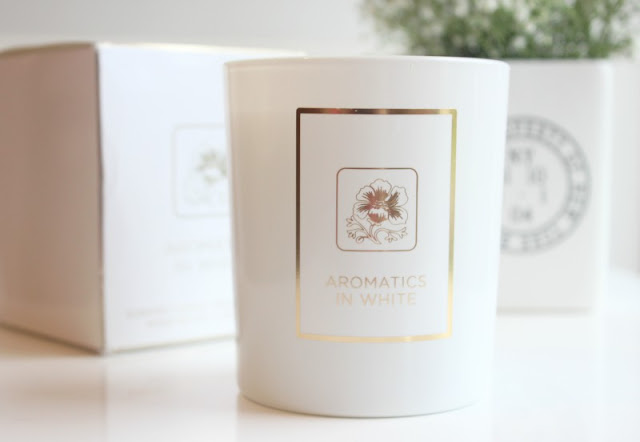 Clinique Aromatics in White Candle Review