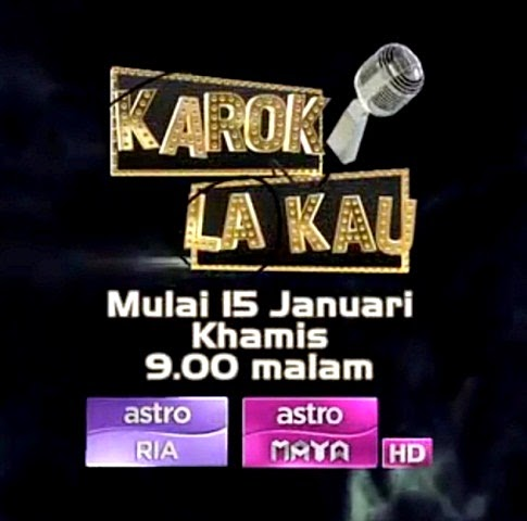 Karok La Kau! - Pertandingan Karaoke Artis, program menyanyi tv Astro Karok La Kau, peserta Karok La Kau, gambar Karok La Kau, pengacara hos Karok La Kau, cabaran menyanyi untuk menang hadiah wang ringgit, killer karaoke