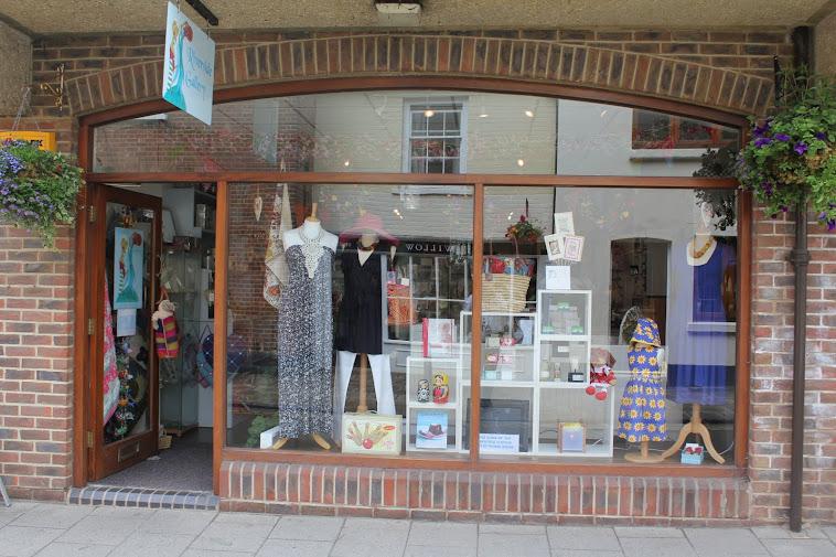Riverside Gallery, on Mill Lane