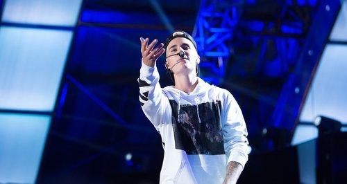 """Justin Bieber anuncia fechas para el """"Purpose World Tour"""" en el Reino Unido."""