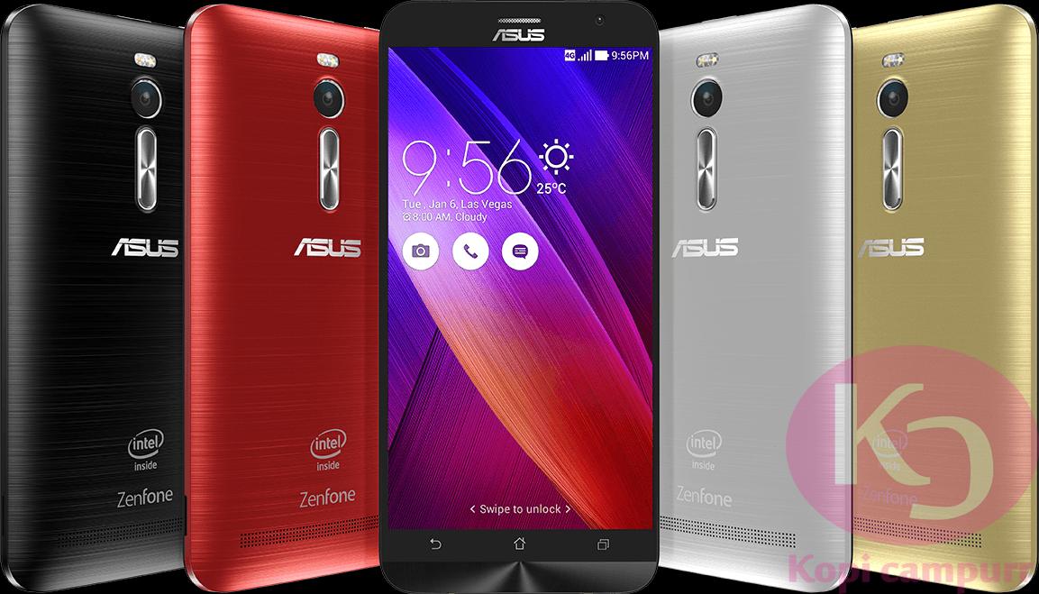 Asus Zenfone 3 RAM 4 GB
