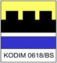 Lambang Kodim 0618/BS Kota Bandung