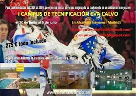CAMPUS DE VERANO EVA CALVO
