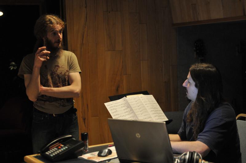 Guthrie Govan Studio Details
