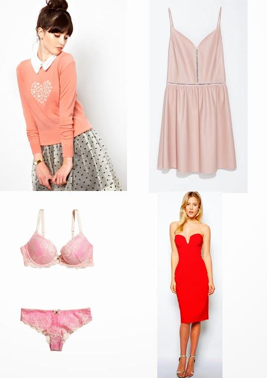 Moda San Valentín 2014