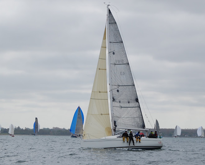North Sails Trim Cup 2012