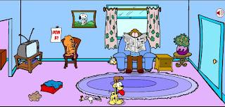 Garfield Crazy Rescue solucion guia  Juegos de Escape Escapa de