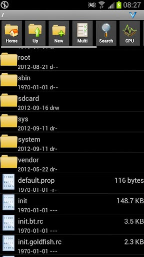 AndroZip Pro File Manager 4.7.1 Apk