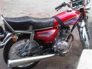Honda CG125 Owners Workshop Manual