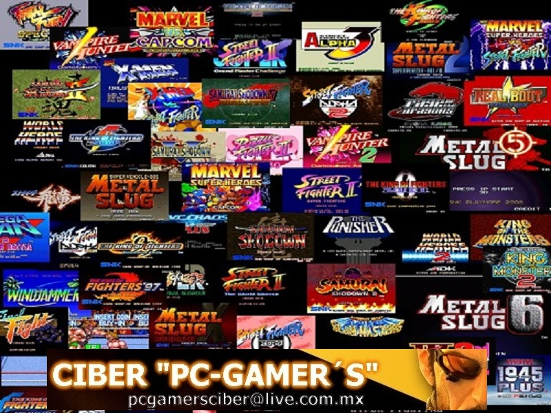 descargar juegos para neo geo
