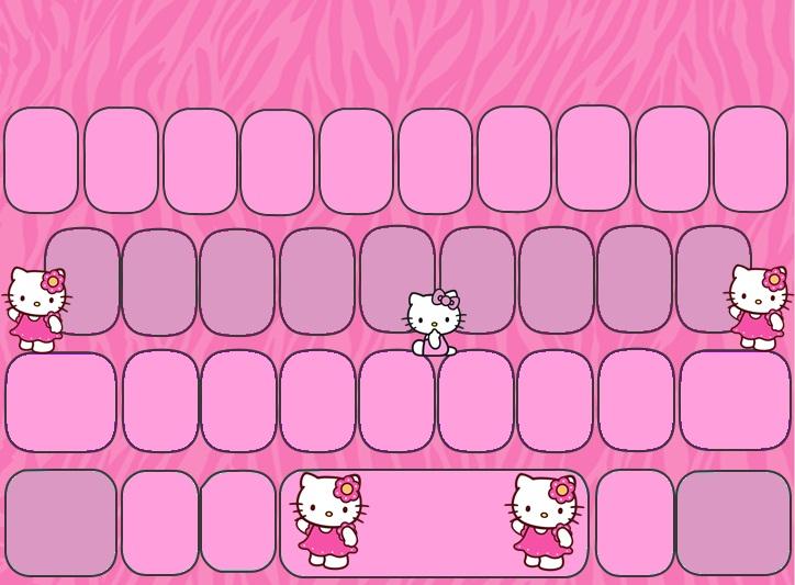 Hello Kitty Keyboard Themes Free Hello Kitty go Keyboard