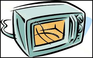 Tips Memasak | Cara Mudah Membersihkan Microwave