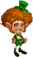 Castleville Sullivan the Leprechaun