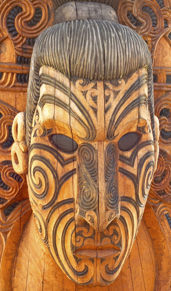 Maori tattoo collection