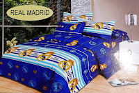 Sprei Bonita Real Madrid
