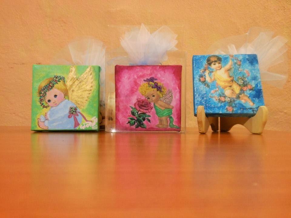 My angelic art di giovanna pinto bvaa bottega - Quadro porta calamite ...