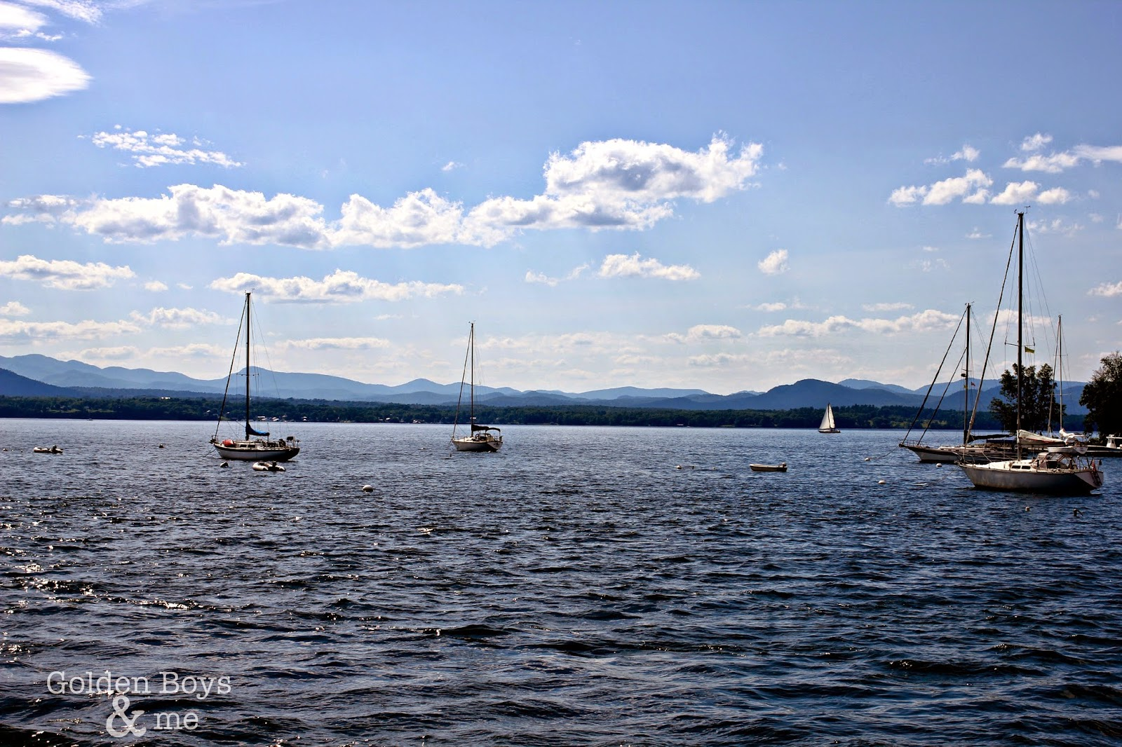 Adirondack mountains Lake Champlain-www.goldenboysandme.com