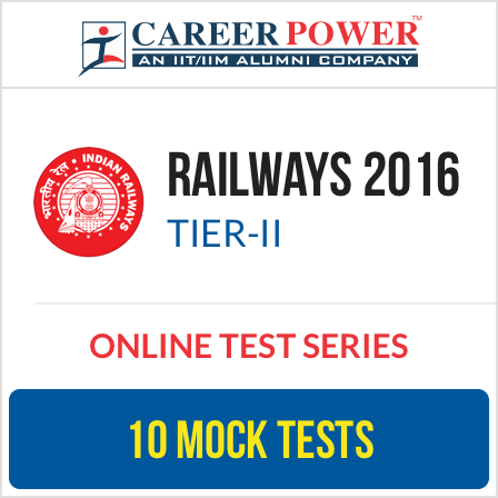Railway NTPC Tier II Online Test Series