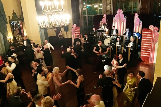 The Ebell vintage dancing