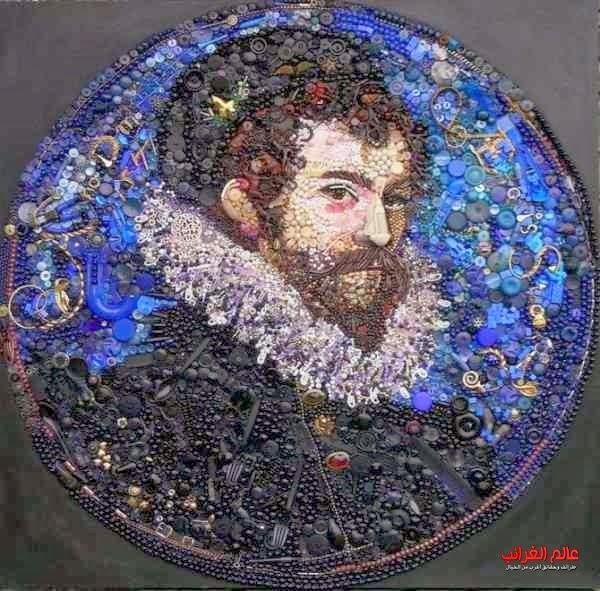 لوحات فنية، عالم العجائب والغرائب