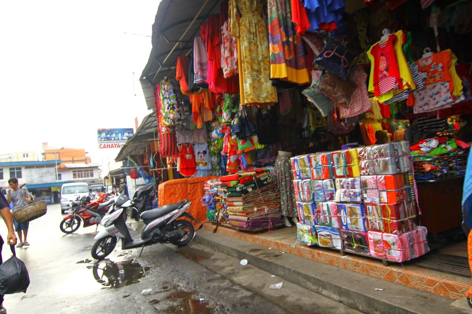 Pasar Sudirman dan Pasar Tengah