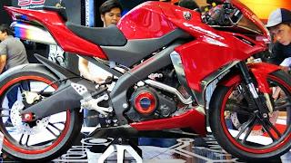 Yamaha Vixion 2015 Versi Naked R15 DOHC