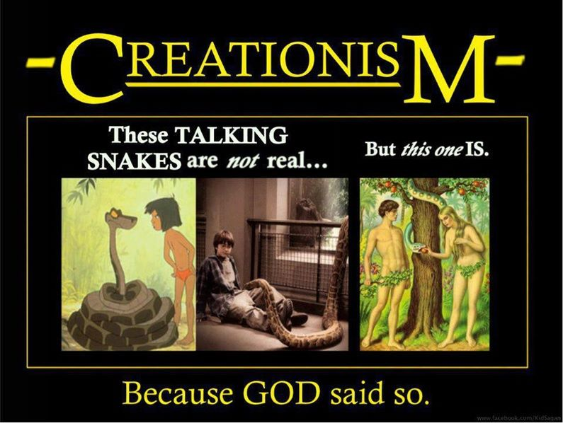 Agnostic Atheist Anti Theist Archive Creationism Photos