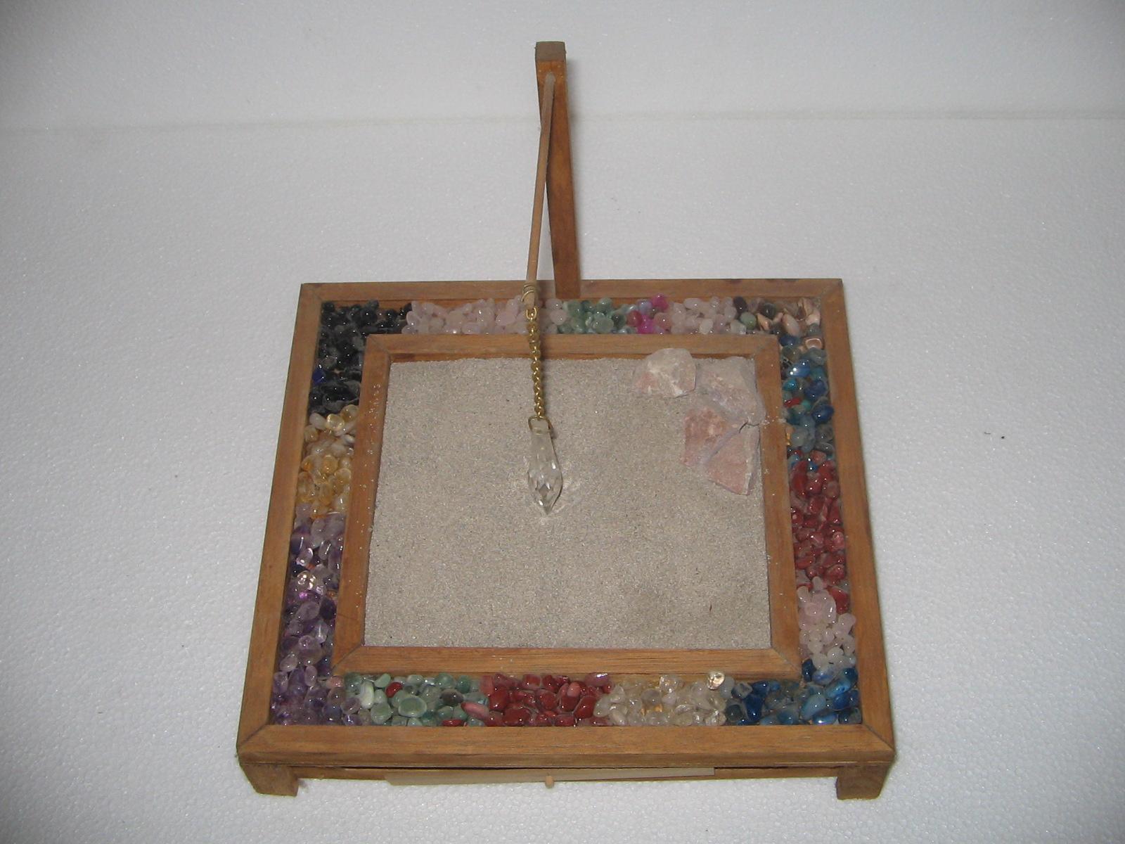 Il passato ritorna.....: Mini giardino Zen