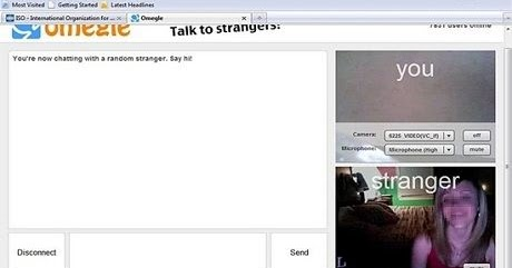 omegle chat video porno per femmine