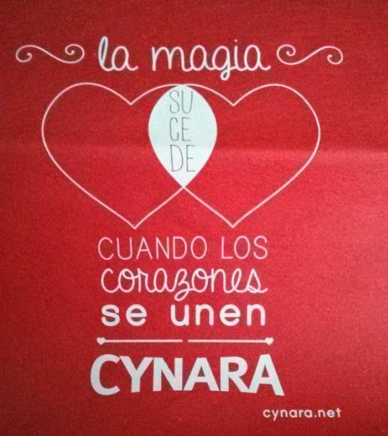 Alcachofas Cynara
