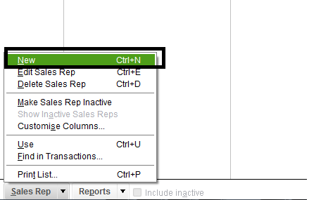 how to add division in quickbooks