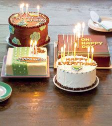 Happy Everything Cake