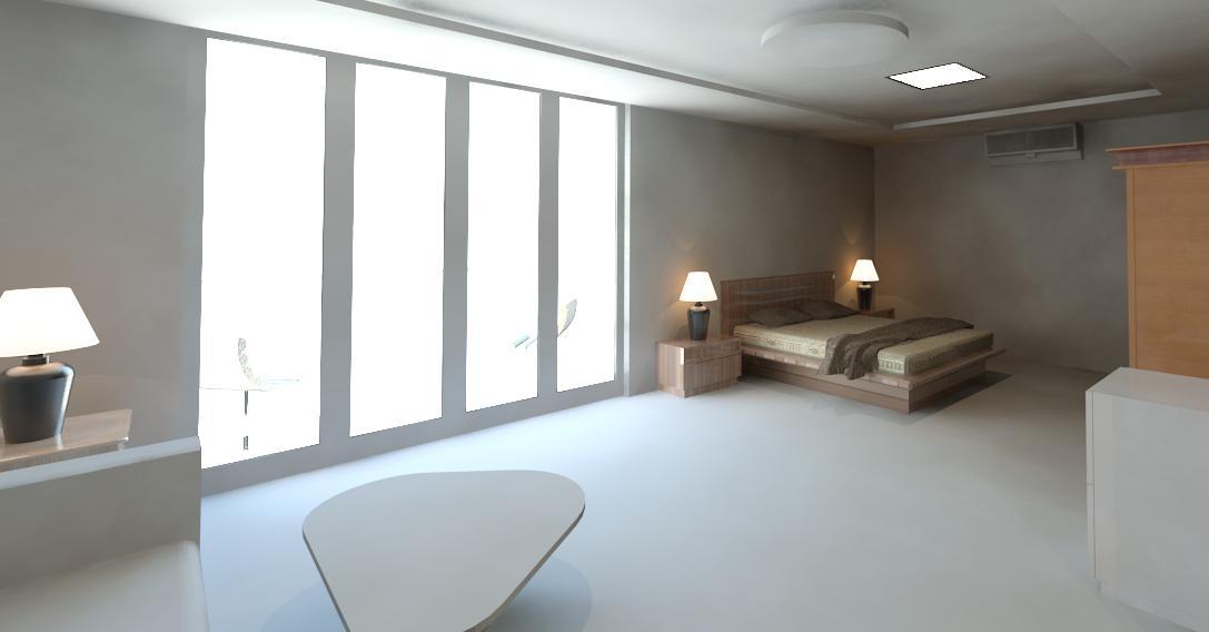 Interiores 3 proyecto dise o de 2 habitaciones de hotel - Proyecto diseno de interiores ...