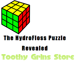 hydro floss puzzle revealed