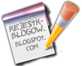 Rejestr blogów