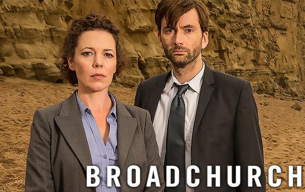 True Detective Broadchurch