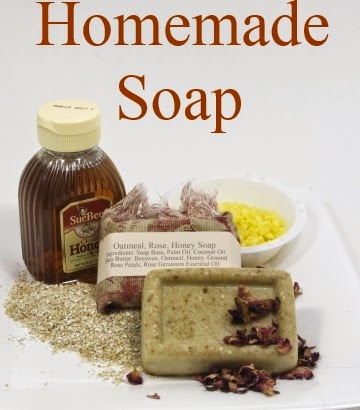 Homemade Soap Making Methods