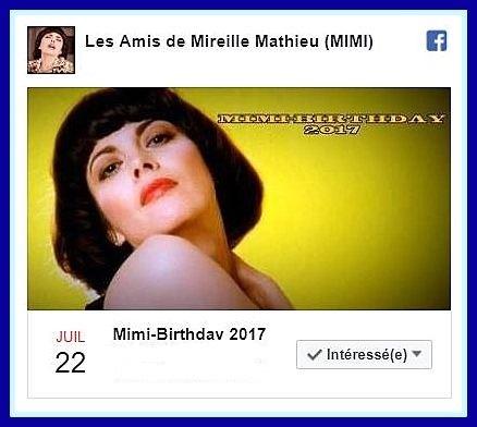 MIMI-BIRTHDAY 2017 !